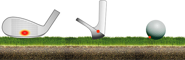 perfectionnement du chipping au sand-wedge